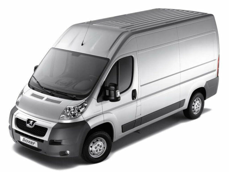 New Peugeot Boxer Refrigerated Van For Sale
