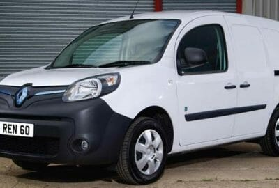 New Renault Kangoo Freezer Van For Sale