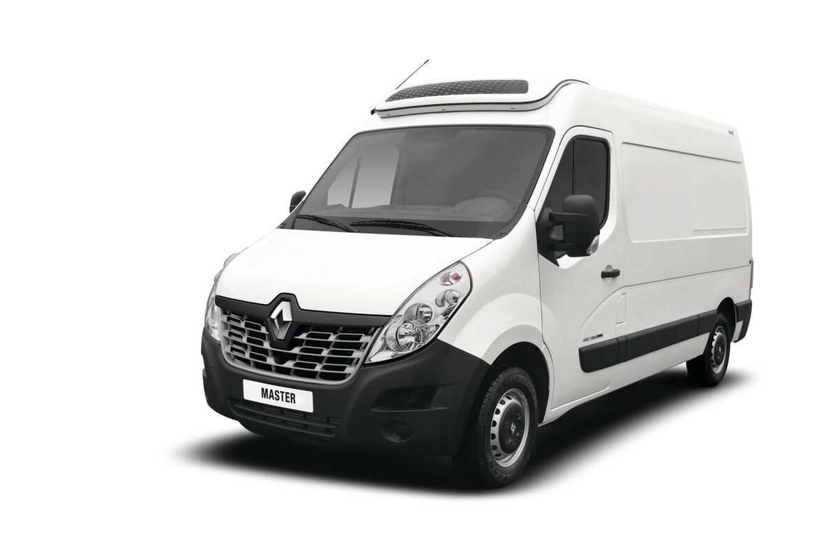 New Renault Master Freezer Van For Sale