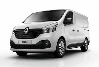 New Renault Trafic Freezer Van For Sale