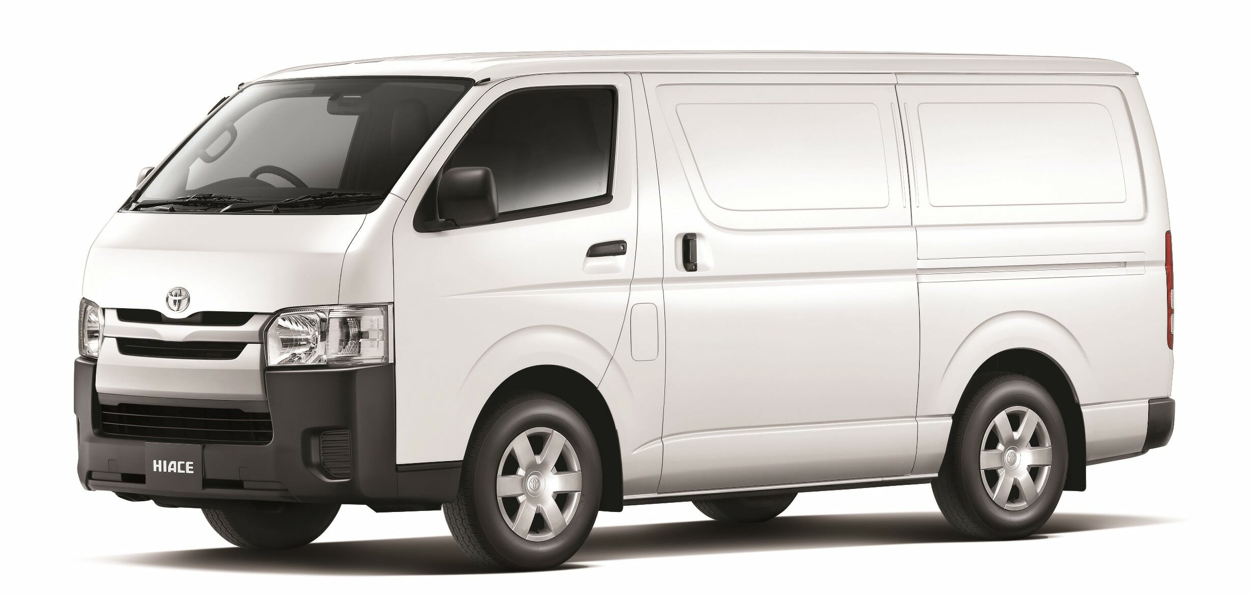 New Toyota Hiace Freezer Van For Sale
