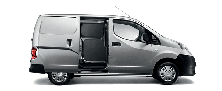 Review of the Nissan NV200 Acenta Refrigerated Van 2018