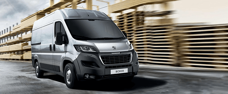 Peugeot Boxer Freezer Van 2018 Review