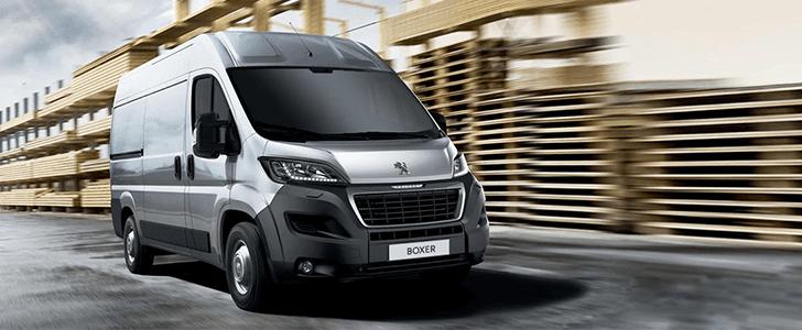 Peugeot Boxer Freezer Van 2018 Review | Glacier Vehicles