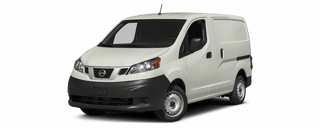 2016 Nissan NV200 Refrigerated Van Review
