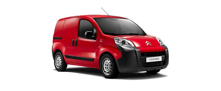 Citroën Nemo Freezer Van 2018 Review