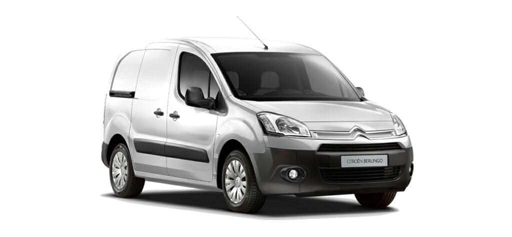 2016 Citroen Berlingo 600 HDi LX Refrigerated Van Review