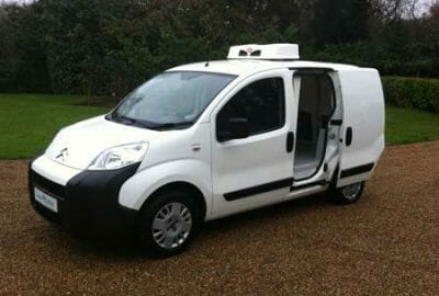 New Citroen Nemo Refrigerated Van For Sale