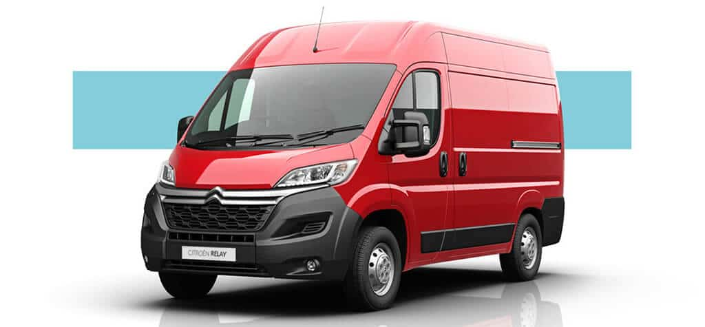 2017/2018 Citroen Relay Refrigerated Van Review