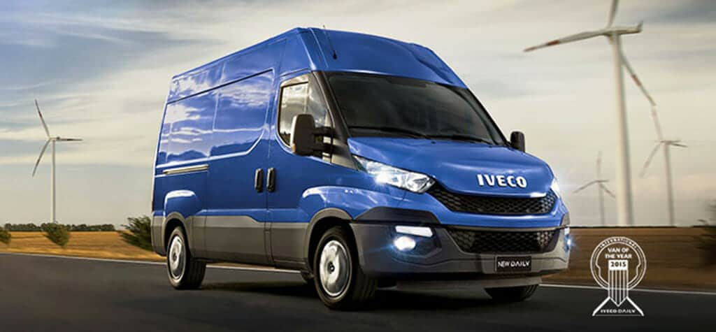 2016 Review of the Iveco Daily Refrigerated Van
