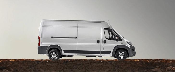 Fiat Ducato 2018 Freezer Van Review