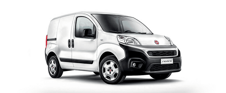 Review of the Fiat Fiorino Cargo Refrigerated Van 2018