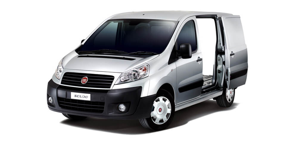 2017/2018 Fiat Scudo Refrigerated Van Review