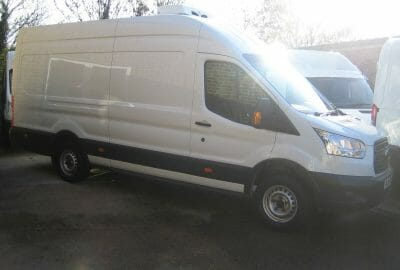 New Ford Transit 350 L4 H3 130ps Freezer Van For Sale