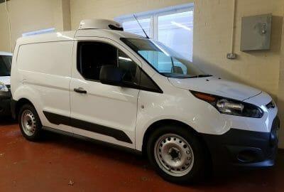 2018 Ford Transit Connect T200 L1 Freezer Van For Sale