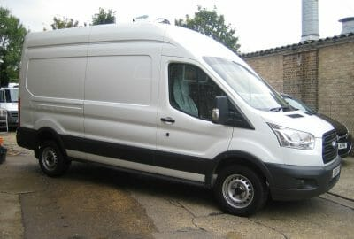 New Ford Transit 350 L3 H3 130ps Euro 6 Freezer Van For Sale