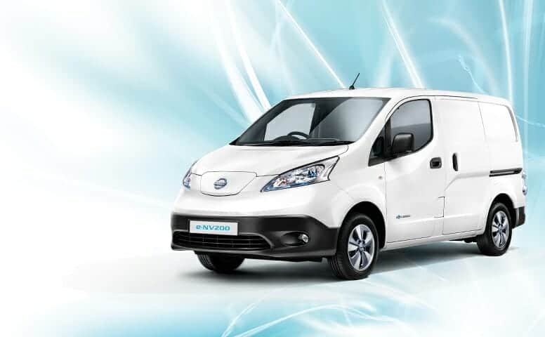 2015 Nissan e-NV200 Refrigerated Van Review