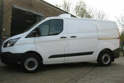 New Ford Transit Custom 280 L1 H1 Euro 6 105ps Fridge Van For Sale
