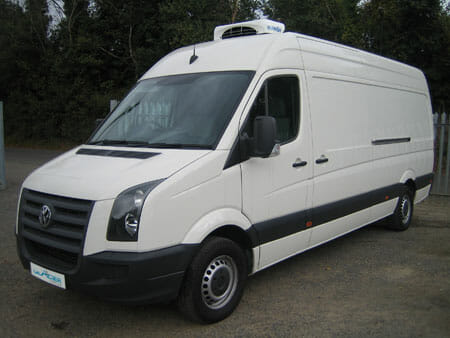 Volkswagen Crafter Refrigerated Van For Sale