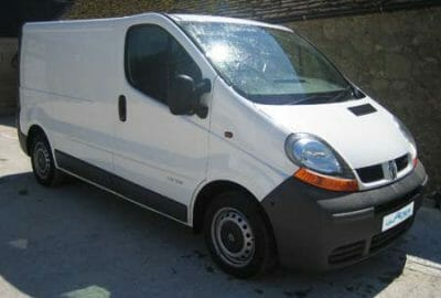 New Renault Trafic Refrigerated Van For Sale