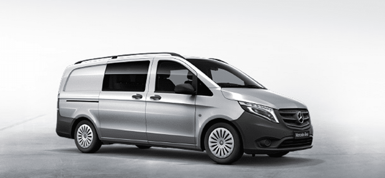 2016 Mercedes Benz Vito Refrigerated 4×4 Review