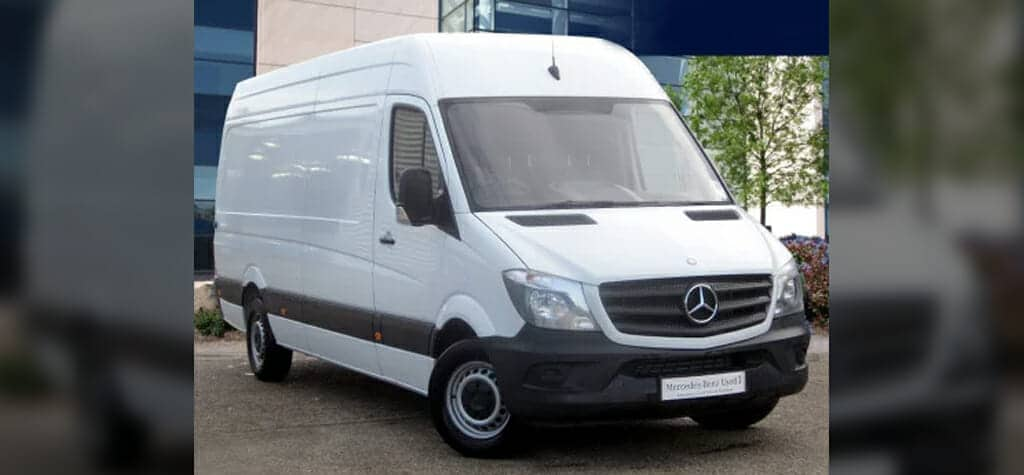 2016 Mercedes Sprinter 313CDI LWB HR Refridgerated Van Review