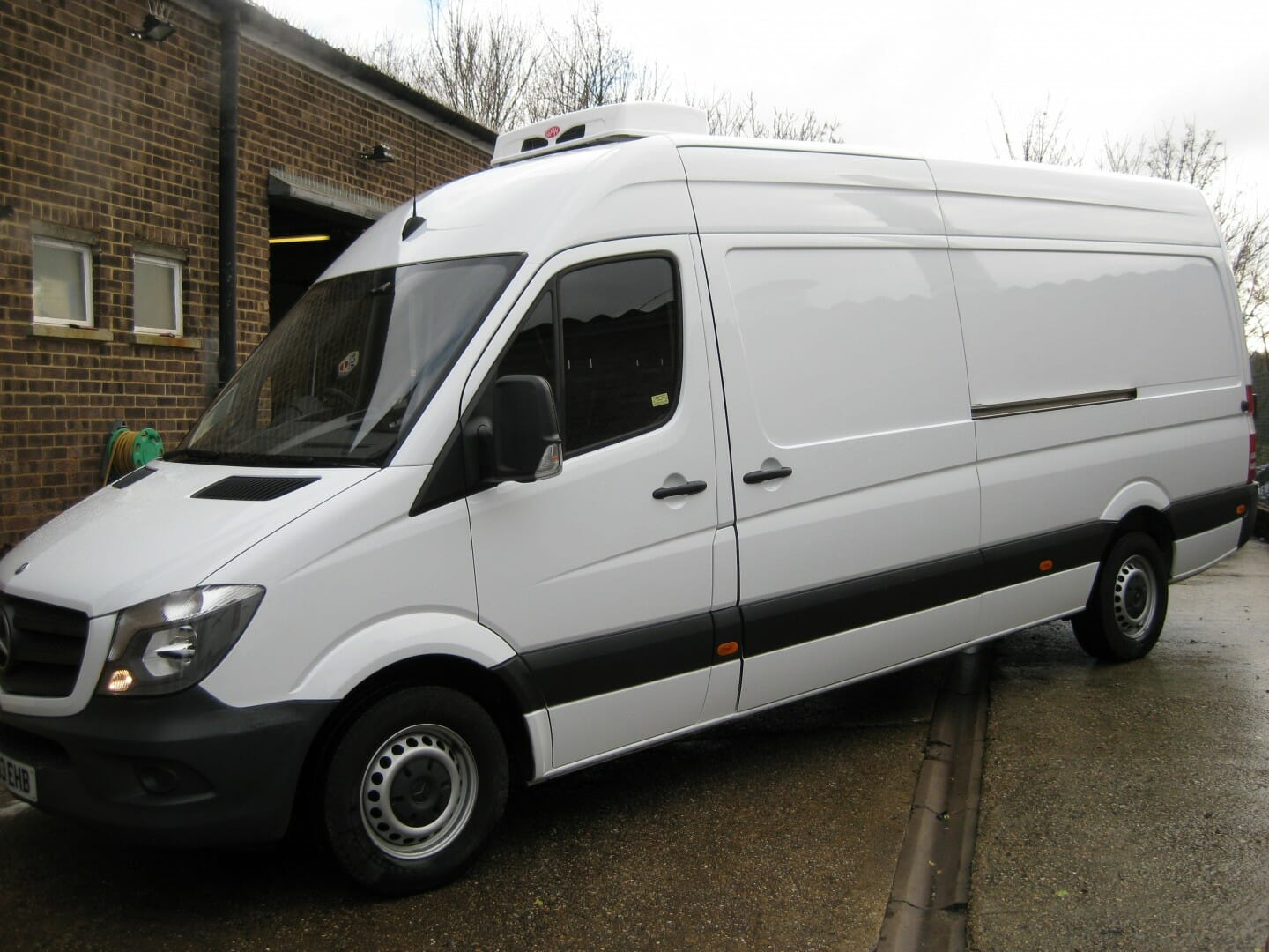 New Mercedes Sprinter Refrigerated Van For Sale