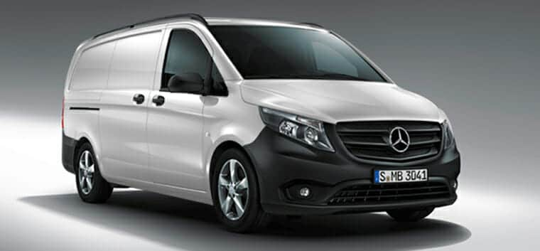 2017/2018 Mercedes Vito Refrigerator Van Review
