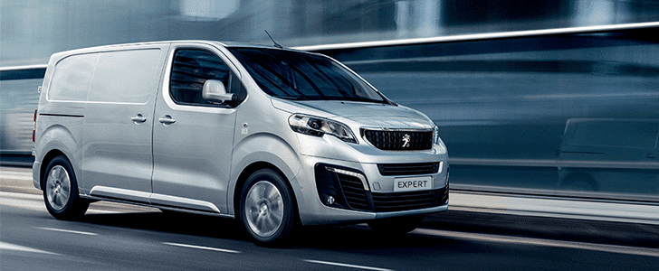 Peugeot Expert Freezer Van 2018 Review