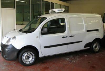 2017 Renault Kangoo Maxi Freezer Van For Sale