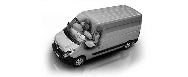 2018 Renault Master Freezer Van Review