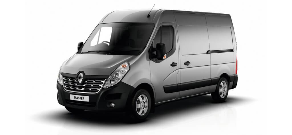 2017/2018 Renault Master Freezer Van Review