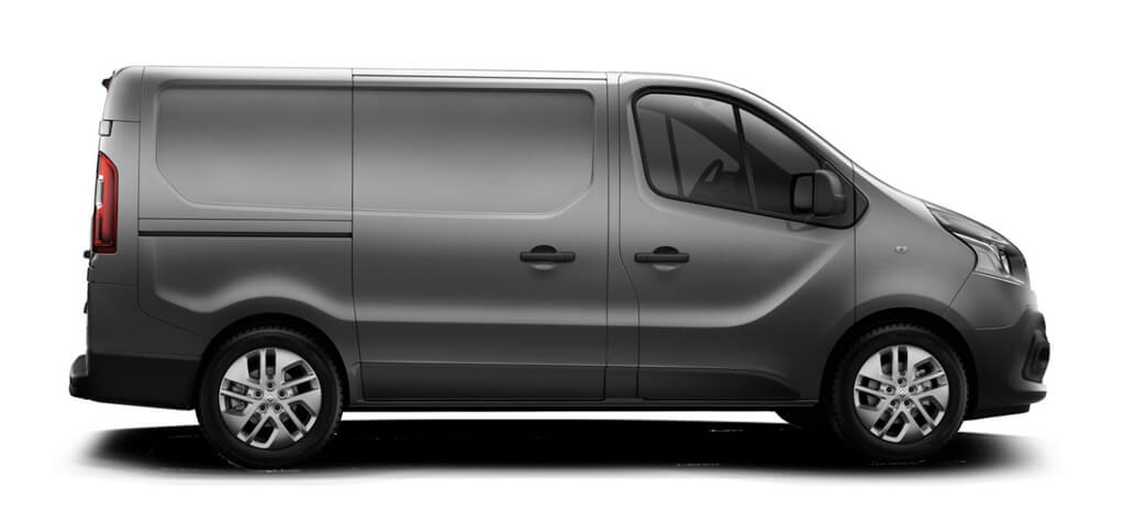 2017/2018 Renault Trafic Refrigerated Van Review