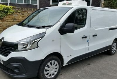 2018 Renault Trafic SL28 Business Fridge Van For Sale