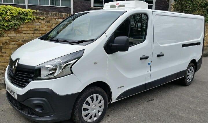 2019 Renault Trafic SL28 Business Plus Fridge Van For Sale