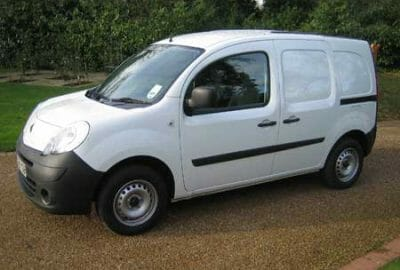 New Renault Kangoo Refrigerated Van For Sale