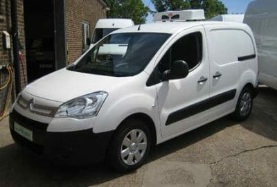 New Citroen Berlingo Refrigerated Van For Sale