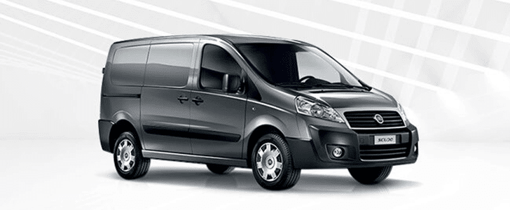 Fiat Scudo Freezer Van 2018 Review