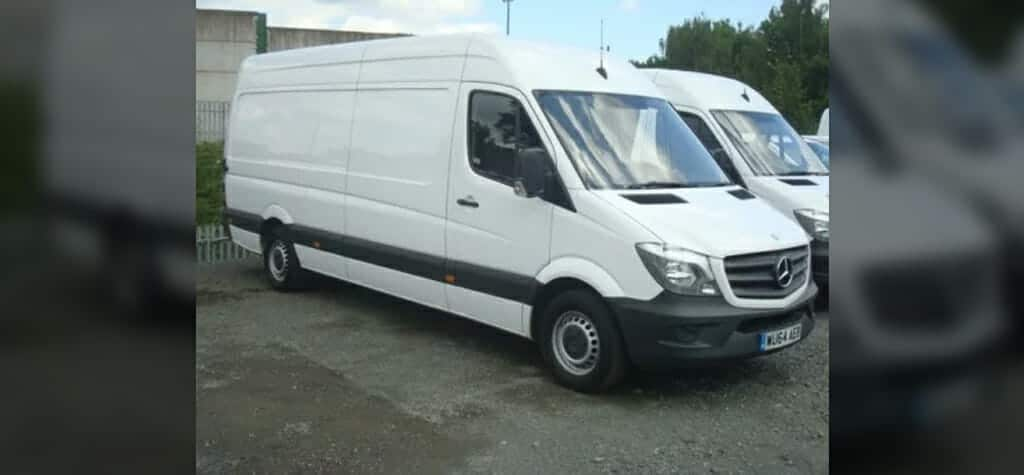 2016 Mercedes Sprinter 313CDI LWB HR Refrigerated Van Review