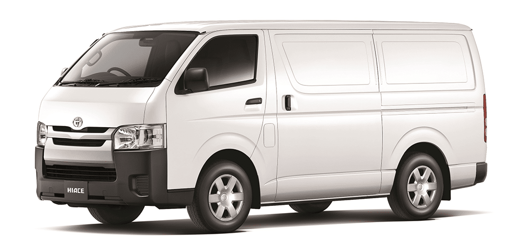 2016 Toyota Hiace Refrigerated Van Review