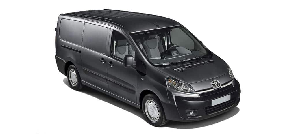 2016 Review of the Toyota Hiace Freezer Van