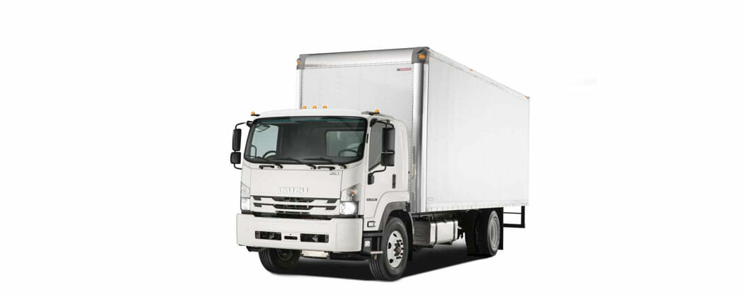 2017 Isuzu NPR 16ft Refrigerated Truck Review
