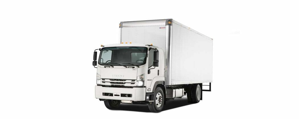 2017 Isuzu NPR 16ft Refrigerated Truck Review