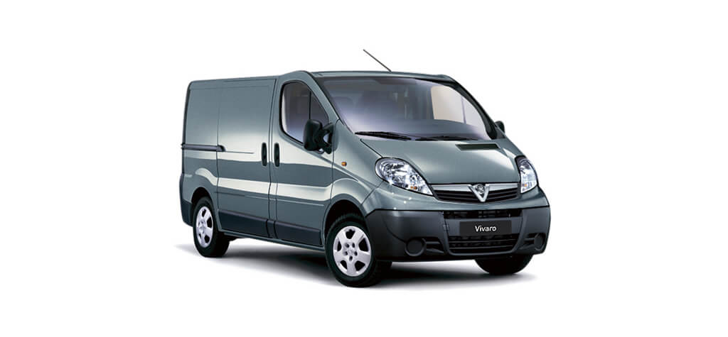 2017/2018 Vauxhall Vivaro Freezer Van Review
