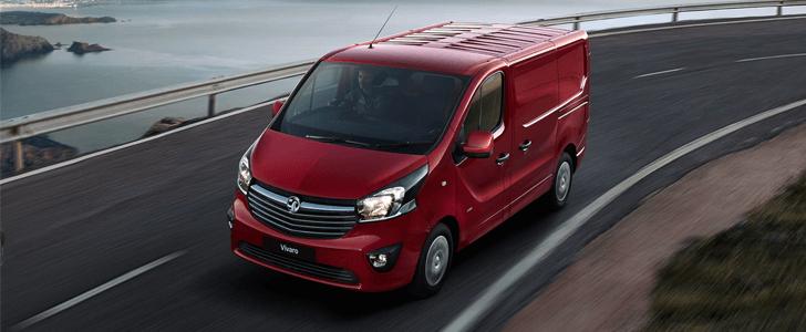 Vauxhall Vivaro Freezer Van 2018 Review