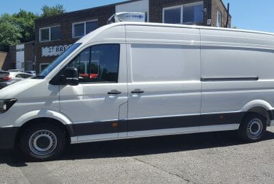 2020 Volkswagen Crafter CR35 LWB Freezer Van For Sale