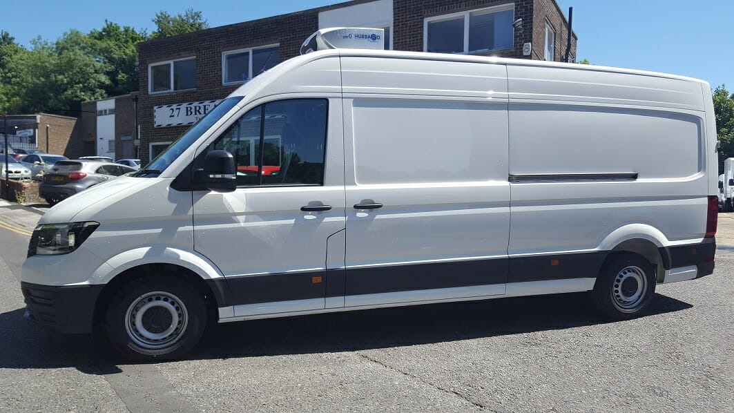 2021 Volkswagen Crafter CR35 LWB Fridge Van For Sale