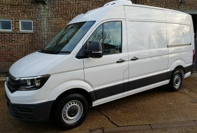 2021 Volkswagen Crafter MWB Freezer Van For Sale