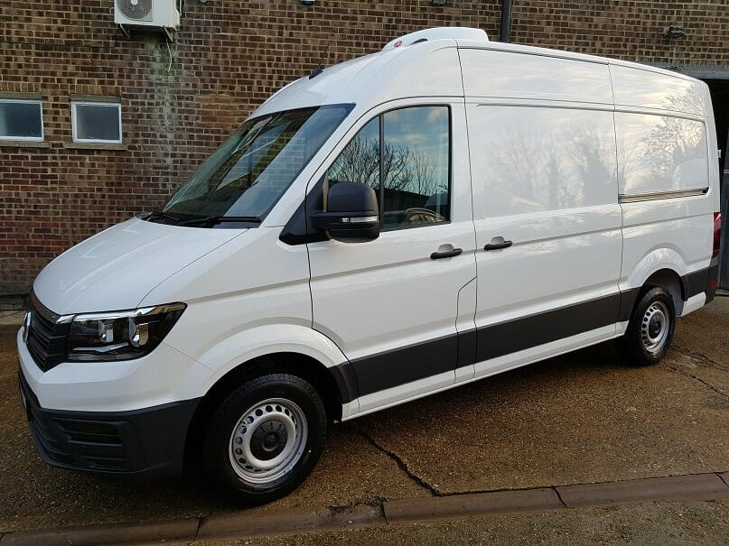 2020 Volkswagen Crafter MWB Freezer Van For Sale
