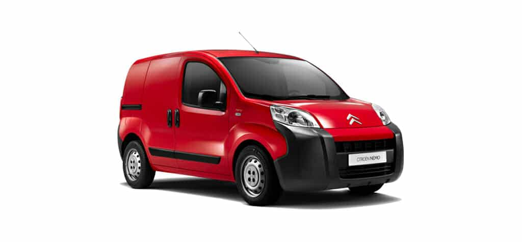 Citroen Nemo LX 1.3 HDi Refridgerated Van Review